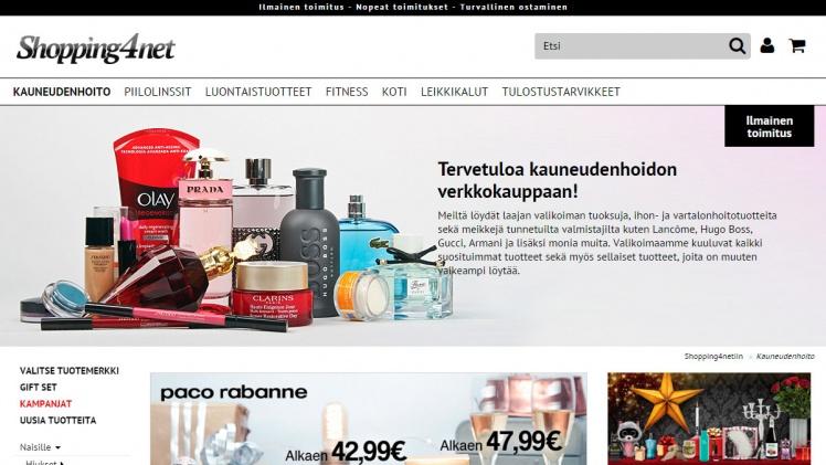 Shopping4net luontaistuotteet