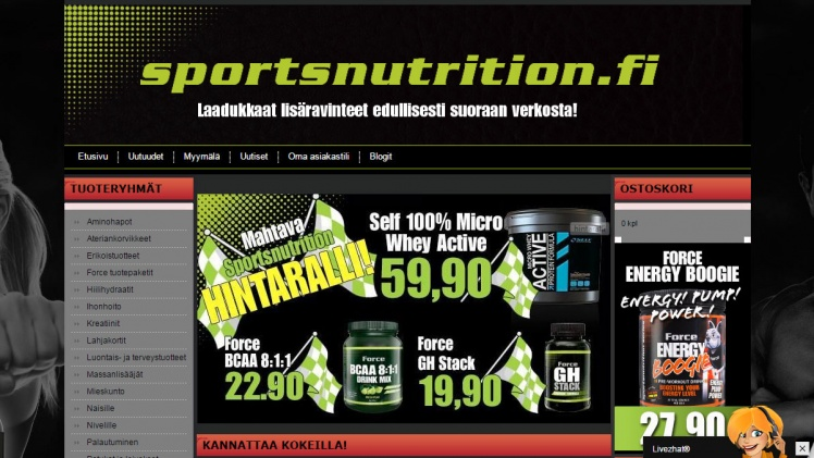 Sportsnutrition